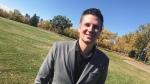 Matt Mandrusiak. (Matt Marshall/CTV News Edmonton)