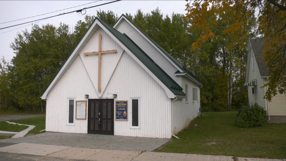 Porcupine United Church