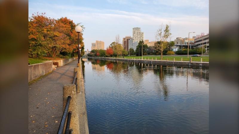 Record warm temperatures are in the forecast for the first Saturday of fall in Ottawa. (Josh Pringle/CTV News Ottawa)