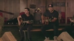 Around the campfire for 'Boots and Hearts'