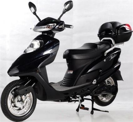 Scott Jones scooter