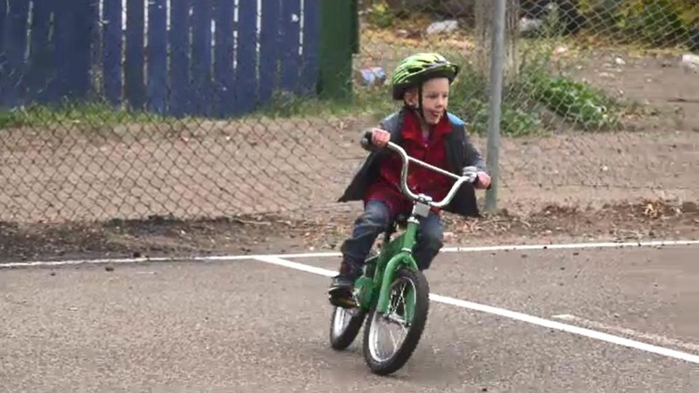 Saskatoon Bike Day