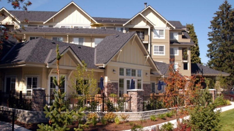 Thornebridge Gardens Retirement Residence is seen in this photo from the facility's website.