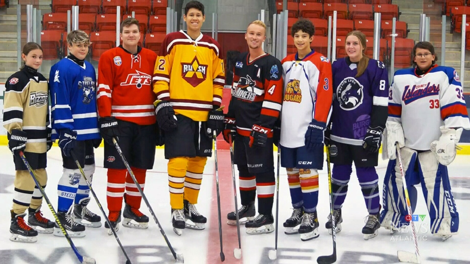 Eight minor hockey groups in Cape Breton have come together to organize a 50/50 draw, aimed at helping young players with the cost of playing the game, while also helping out some of the local businesses who typically sponsor them, but are now struggling due to the pandemic.