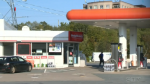 Halifax Regional Police are investigating after a Halifax gas station was robbed Saturday morning.