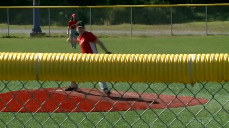 The third annual Joneil Hanna Memorial Baseball Tournament was held Saturday in Sydney.