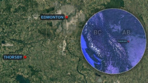 Two dead in plane crash in Alberta: RCMP