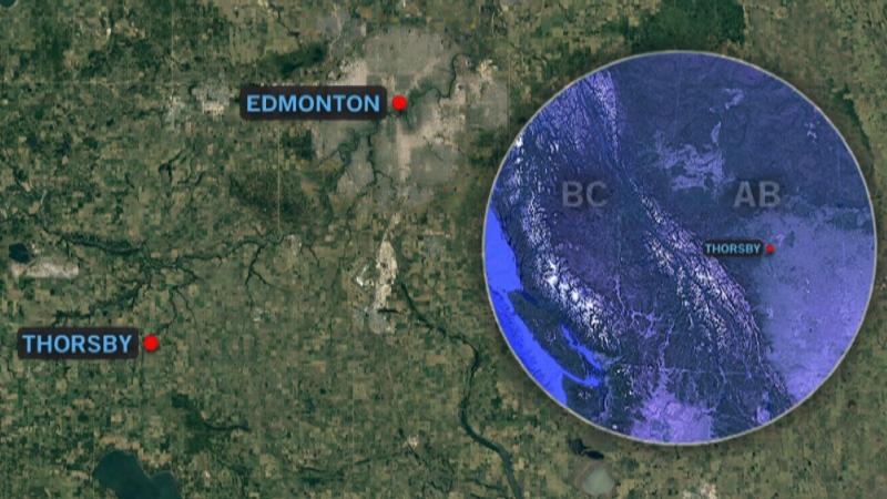 Two dead in plane crash in Alberta: RCMP