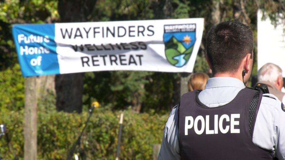Wayfinders Wellness Retreat near Calgary, Alta.