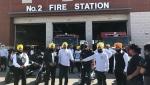 Sihk Motorcycle Club honours front-line workers, September 26, 2020 (Reta Ismail / CTV News)