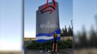 Epic ride across Canada comes to an end