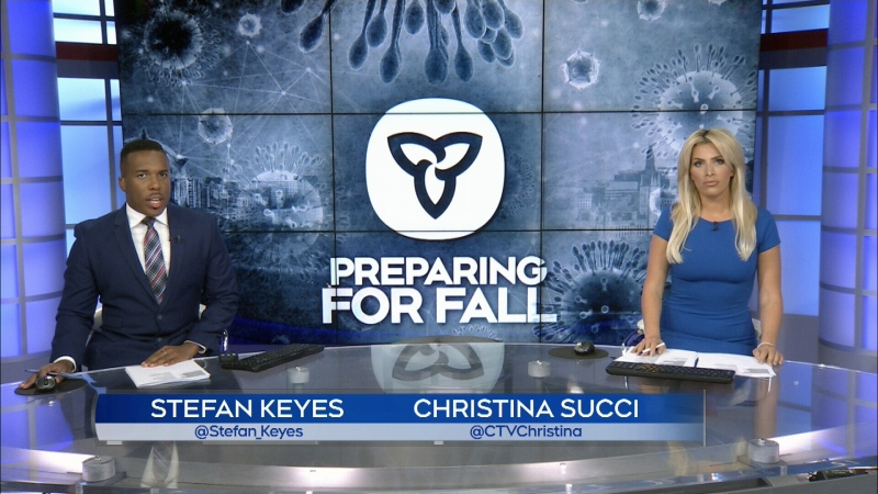CTV News at Six Ottawa Sept 26 2020