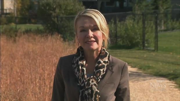 Deputy Conservative Leader Candice Bergen