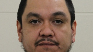 Sask. RCMP issued an arrest warrant for Ryan Hunter, 34, last seen on the Gordon First Nation on Sept. 25. Photo submitted by RCMP