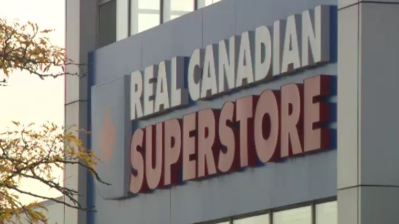The Real Canadian Superstore on Highland Road in Kitchener. (Sept. 27, 2020)