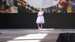 k-w girls fashion show runway