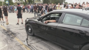 Car enthusiasts vow to return to Wasaga Beach