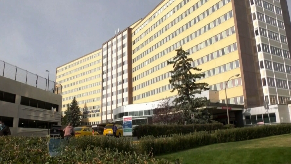 A 12th person has died connected to COVID-19 outbreaks at Foothills hospital. (File photo)