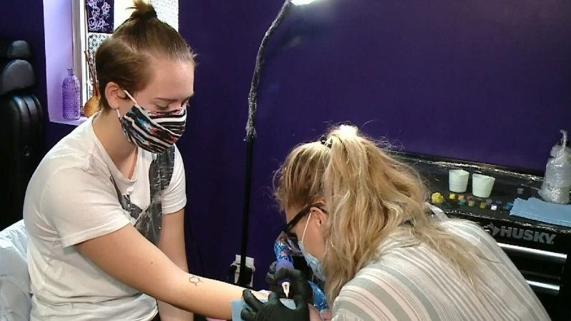 Tattoo studio helps end racial discrimination