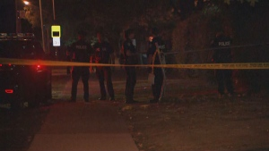 Toronto police are investigating a fatal shooting in north Etobicoke.