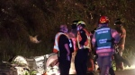 Driver of luxury car killed in rollover crash