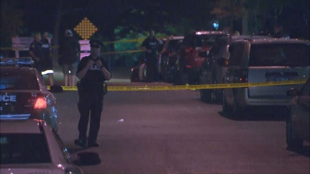 Man in his 30s seriously injured in drive-by shooting in North York