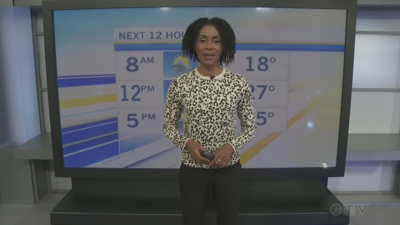 CTV Morning Live Weather Sep 28