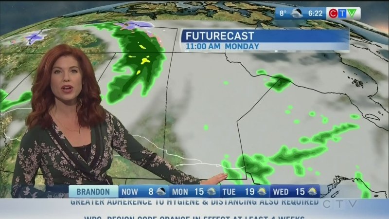 CTV Morning Live Weather Update for September 28