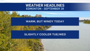 Sept. 28 weather headlines