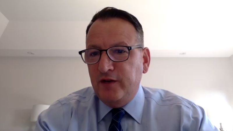Greg Rickford, Ontario Minister of Energy, Northern Development and Mines and Minister of Indigenous Affairs. Sept 28/20 (CTV Northern Ontario)