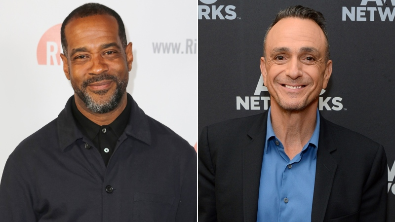 Alex Desert has been cast in Hank Azaria's former role. (Getty / CNN)