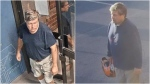 John Sedo, 61, is seen in these photographs provided by York Regional Police.