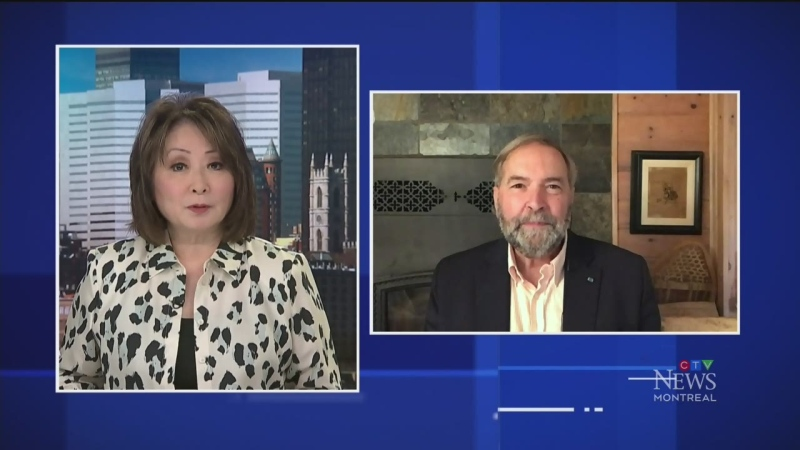 In Depth: Tom Mulcair breaks down politics