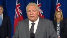 Ont. Premier Ford warning province in second wave