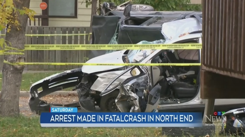 Charges laid following fatal weekend crash