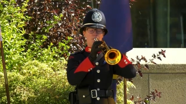 Honouring Fallen Officers