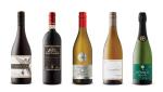 Montes Limited Selection Pinot Noir 2018, Santa Margherita Chianti Classico 2017, Wayne Gretzky Estates Whisky Oak Aged Chardonnay 2018, Acrobat Pinot Gris 2017, Cygnus U Mes U Fan Tres (1+1=3) Organic Brut Nature Cava
