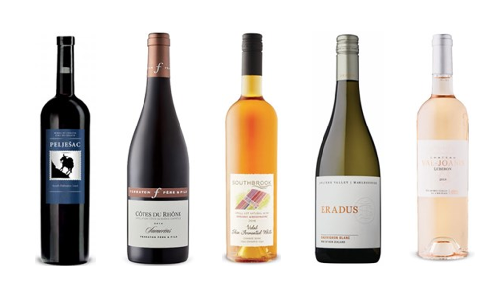 Natalie MacLean's Wines of the Week, Sept.14, 2020