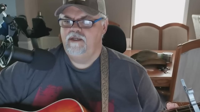 Chapleau's Desmond Edwards sings Kenny Chesney