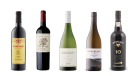 United Stars Alazanis Valley Off Dry 2018, Speck Bros. Family Tree The Bootlegger Baco Noir 2019, Joel Gott Chardonnay 2018, Sutherland Chardonnay 2018, Offley 10 Year Old Tawny Port