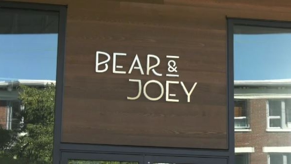 bear and joey