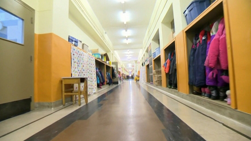 Parents concerned about virus in schools