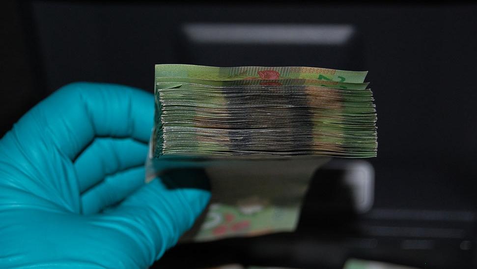Coquitlam cash wad