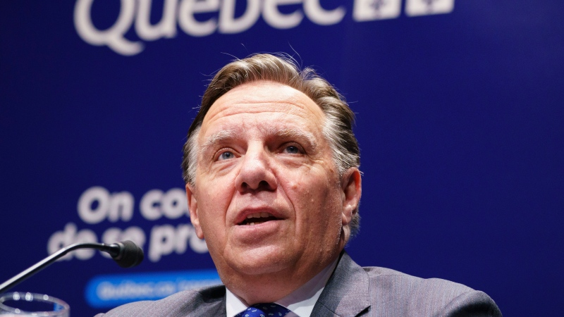 Legault bans private gatherings in parts of Quebec