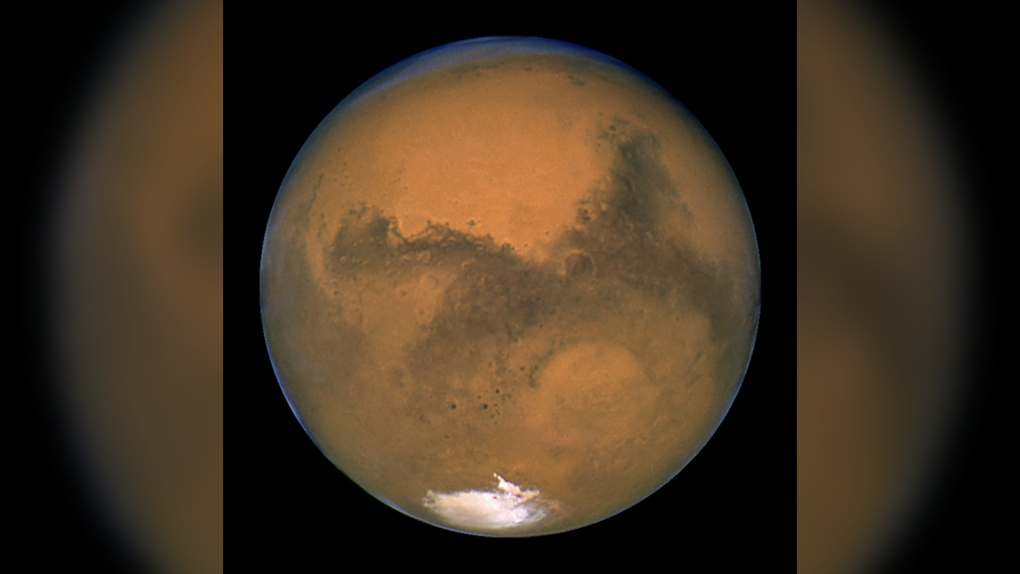 Could Life Exist On Mars? Scientists Discover Multiple Underground Salty Ponds