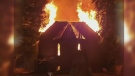 Three churches hit by fire in Saugeen First Nation