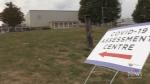 Testing centre moves in Brant community