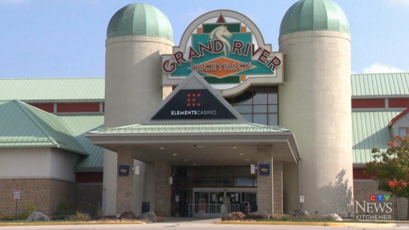 Casinos reopen in Brantford and Elora