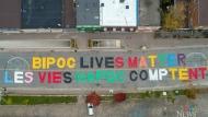 Sudbury mural makes important statement