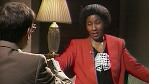 Archive: Canada AM interviews Maki Mandela